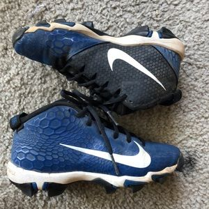 Nike Force Trout Cleats